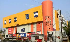 Galaxy Mall in Asansol