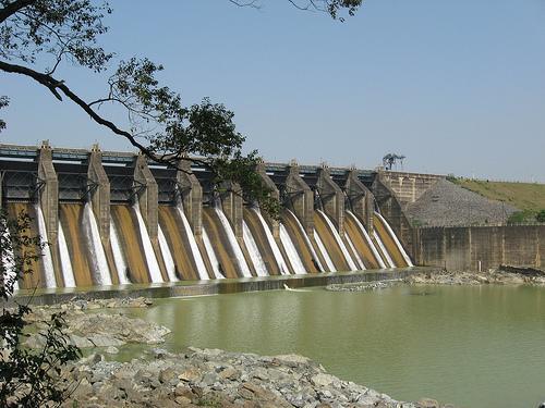 Dams in Asansol