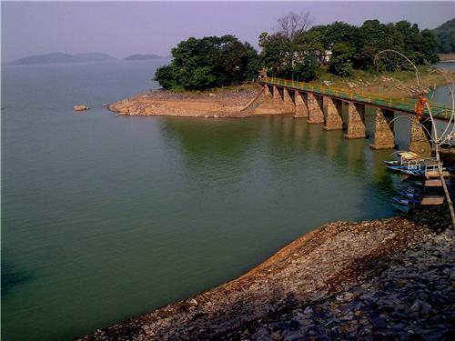 Maithon Dam of Asansol