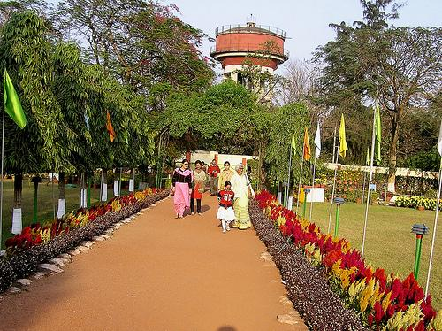 Parks in Asansol