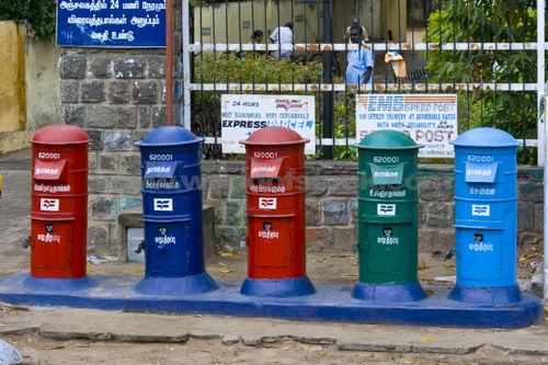 Post Offices in Asansol