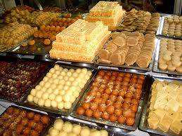 Sweets in Asansol