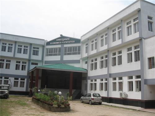 Government Departments of Assam