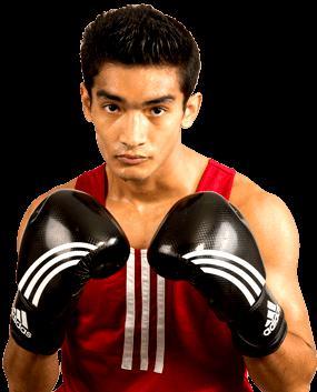 Boxer from Assam
