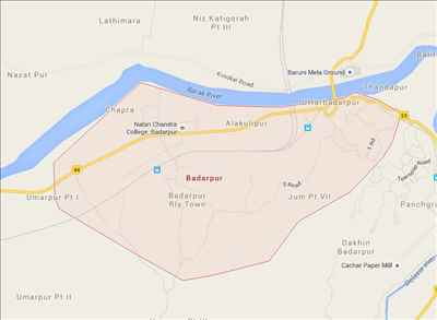 About Badarpur