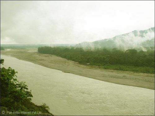 Manas River, Barpeta