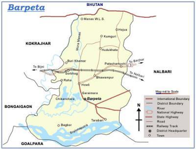History of Barpeta