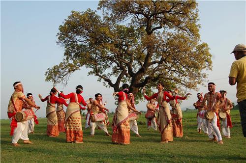 Dance & Music in Bongaigaon
