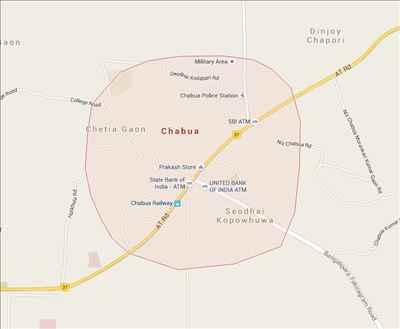 About Chabua