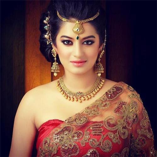 Avinash Chetia Photoshoot Make up