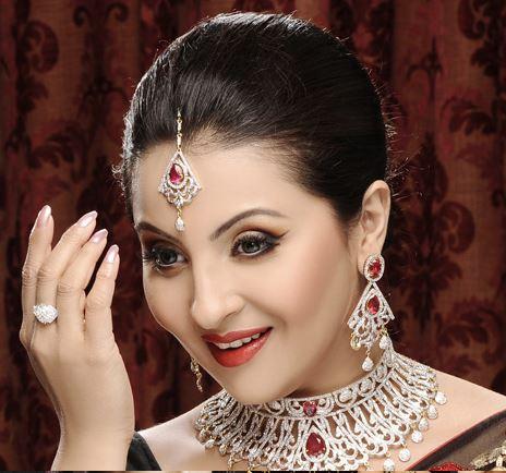 Kalyani Advertisement Makeup
