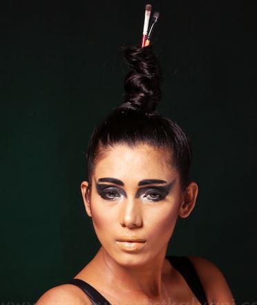 Kalyani Photoshoot Makeup