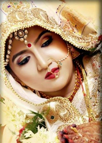Pranab Das Bridal Makeup