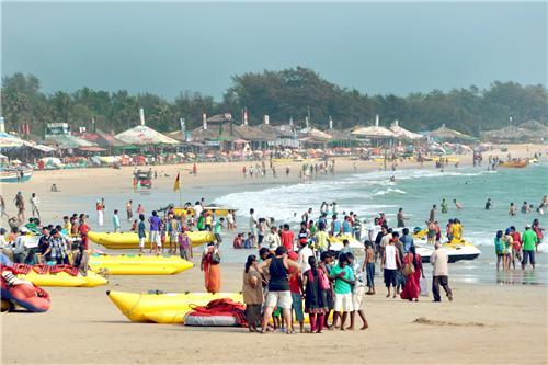 Beautiful sea beaches in Balasore