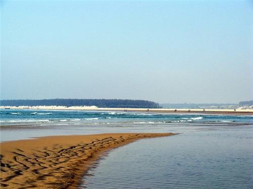 Beaches in Balasore