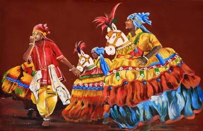 Dance Forms in Balasore