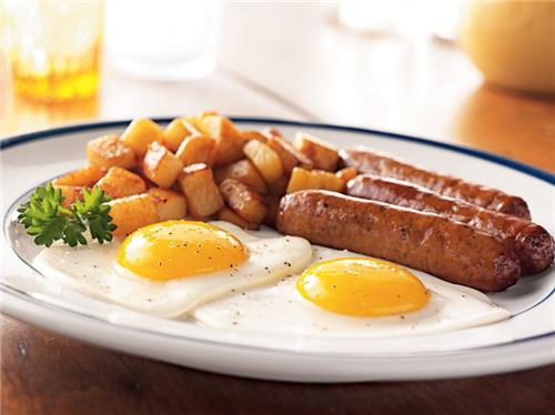 Breakfast on the Way