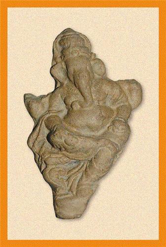 Sculptures at Balurghat