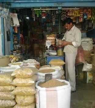 Retail Shops in Banda