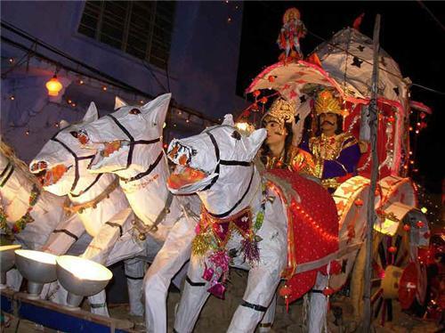 Festivals in Baran