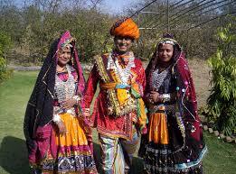 Costume in Baran