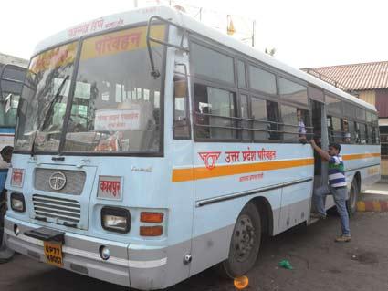 Transport in Bareilly