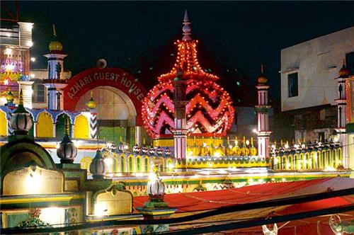 Religious Places in Bareilly
