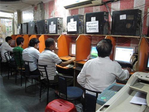 Cyber Cafe in Baripada