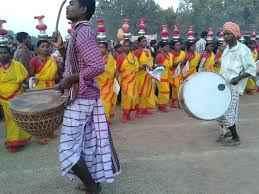 Festivals in Baripada