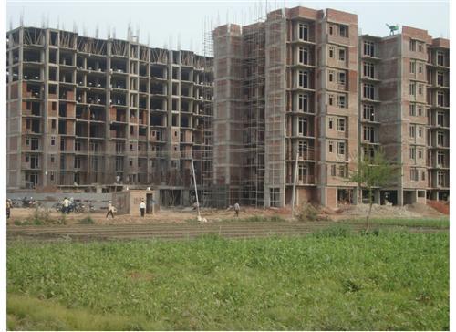 Housiing Complex Being Built in Barnala