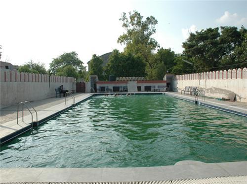 Swimming Pool at Barnala