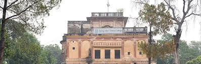 Union Baring Church College