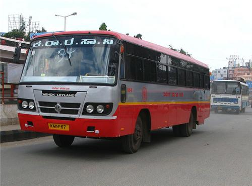 Bus services in Bellary
