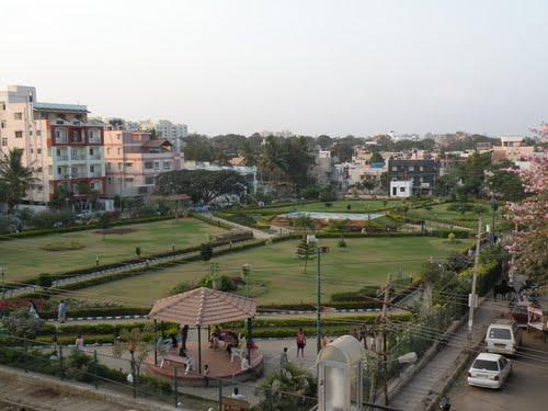 Parks in Bellary