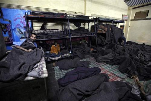 Shelter for Homeless in Bellary