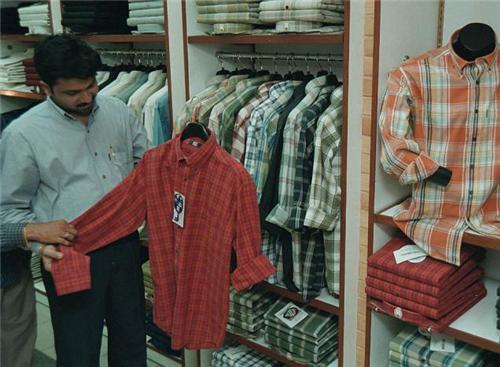 Garment shops in Berhampur