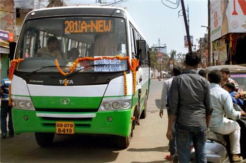 Roadways in Brahmapur