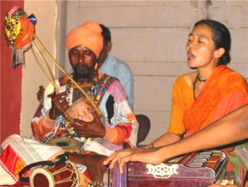 Folk Songs of Berhampur