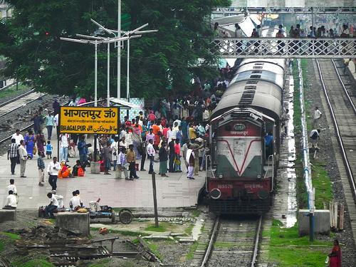 Bhagalpur Railways