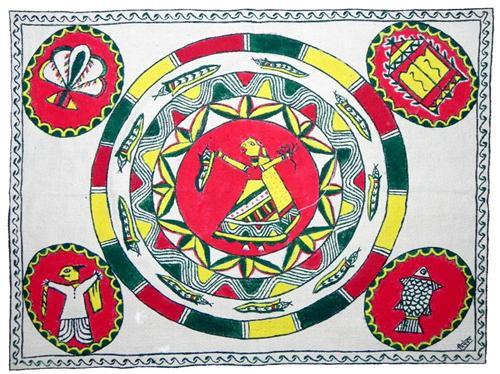 Painting in Bhagalpur