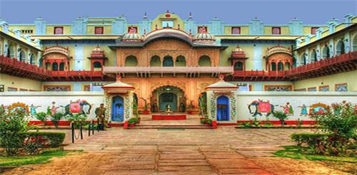 Lohagarh Fort in Bharatpur
