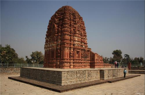 Laxman Temple Bharatpur