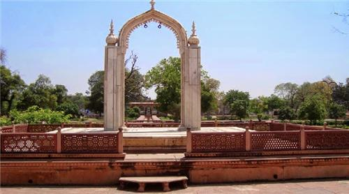 Deeg Fort in Bharatpur
