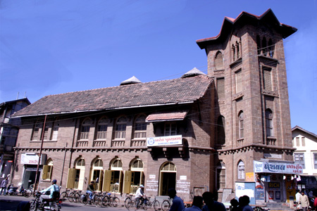 Barton Library in Bhavnagar