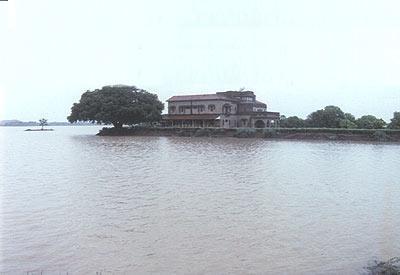 Bhav Vilas Palace in Bhavnagar