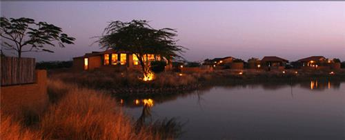 Where to stay at Blackbuck National Park in Bhavnagar
