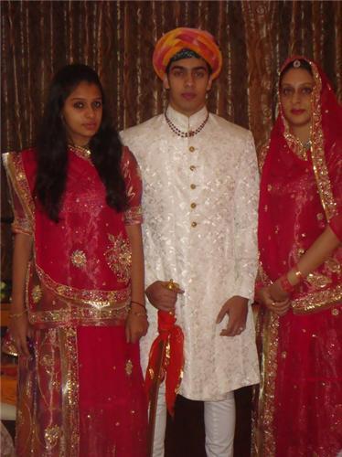 Current royal family of Bhavnagar