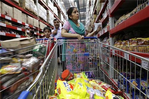 Supermarket in Bhilai