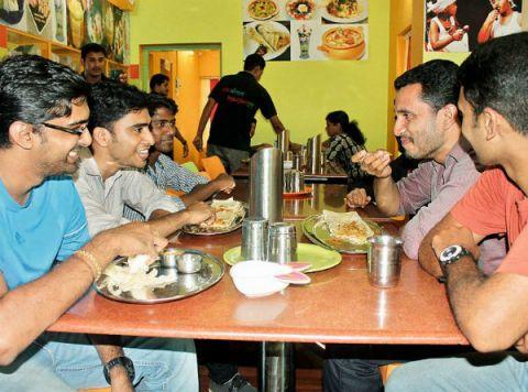 Restaurants in Bhilai