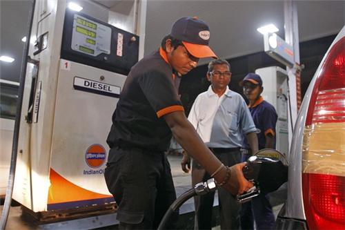 Petrol Pump in Bhilai